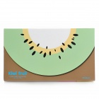 K590-1 Cute Fruit Pattern Memo Pad Note Paper - White + Yellow + Pink