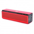 Pokerface W8 Wireless Bluetooth 2.1 Speaker w/ Microphone for Ipad / Cell Phones - Red + Black