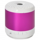 X7 Wireless Bluetooth 3.0 Stereo Speaker + Voice Call w/ Microphone / TF - Deep Pink