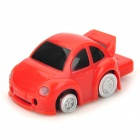 GW-0608 Cute Car Style USB2.0 USB Flash Drive - Red (8GB)