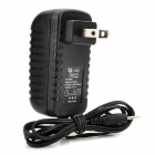 THT092000 AC Power Charger Adapter for Tablet PC - Black (2.5 x 0.7 / US Plug / 100~240V)