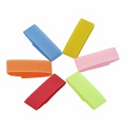 B3-08 Nylon Cable Tie Organizer - Pink + Yellow + Red + Orange + Blue + Yellow Green (6PCS)