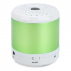 X7 Wireless Bluetooth 2.1 + ERD Speaker + Voice Communication - Grün + Weiß