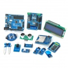 WSZ15 Manduino UNO Sensor Extension Board Set for Electronic DIY - Blue