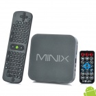 MINIX NEO X5 + RC11 Air Mouse Android 4.1.1 Google TV Player W / 1GB RAM / 16 Гб ROM / США Plug - черный
