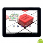 "Gemei G6T 8"" Capacitive Screen Android 4.0 Dual Core Tablet PC w/ TF / Wi-Fi / Camera - Silver"