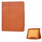 Stylish Protective PU Leather Case for TECLAST P98 - Brown