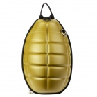 VR Grenade Style Waterproof PU + EVA + Polyester Backpack - Army Green
