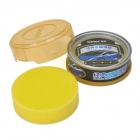 CHIEF Car Classic Crystal Wax Hard Paste - Yellow (140g)