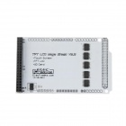 LCD TFT01 Mega Shield V2.0 Adapter Module - White