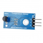 WXM08 DS18B20 Digital Temperature Sensor Module - Blue