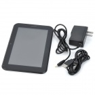 "I30 7"" Capacitive Screen Android 4.1 Tablet PC w/ 2 x SIM / TF / Wi-Fi / Camera - White + Black"