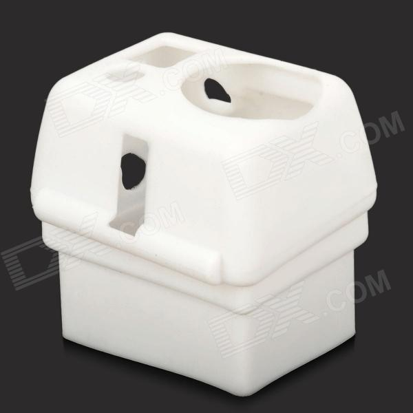 RI-HR19 Protective Silicone Case for GoPro HD Hero2 - White