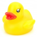 3-LED Flashing & Floating PC Duck Water & Touch Activated Bathing Toy - Yellow (1 x G10)