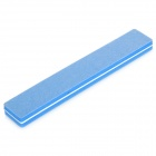 Sponge Double Sided Sanding Buffer File for Nail Arts - Blue