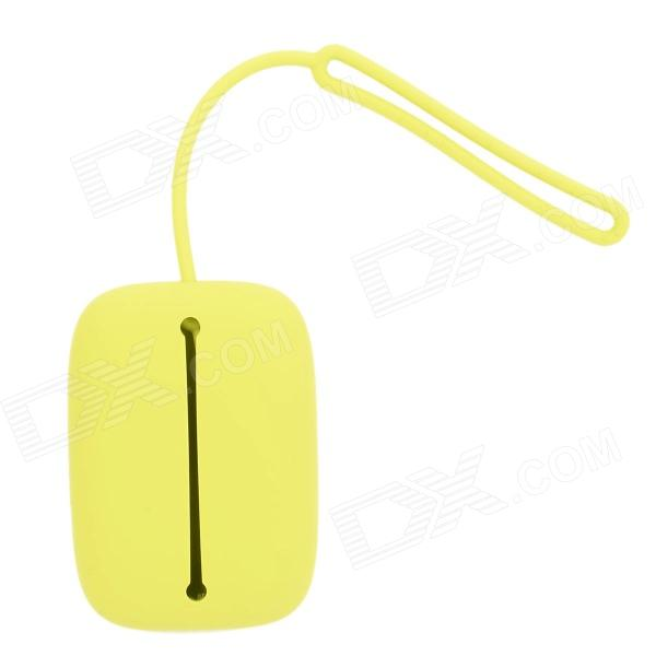 VOH 210111 Waterproof Soft Silicone Key / Card Case Handbag - Green
