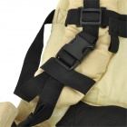 TCB001013 Multipurpose Comfortable Soft Sling Cotton Backpack Baby Carrier - Beige