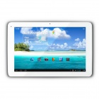 "CUBE U30GT 10.1"" Capacitive Screen Dual Core Android 4.1 Tablet PC w/ TF / Wi-Fi / Camera - White"