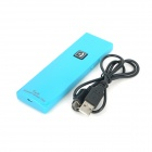 TK3 Radiation Protection Wireless Bluetooth Handset Receiver with Microphone - Blue