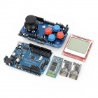 WXM16 Game Joystick Shield Kit - Blue