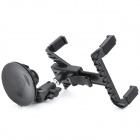 ZY-0133 Universal Car Mount Holder w / Ventosa para Tablet PC - Negro