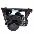 Tteoobl T-518M 20m Waterproof Bag for Digital Camera / SLR - Black