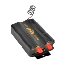 Heacent TK103B GSM / GPS / GPRS Car Tracking System w/ Remote - Black