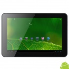 "Amaway A1007 10.1"" Capacitive Screen Android 4.1 Dual Core Tablet PC w/ Wi-Fi / Camera - Silver Grey"