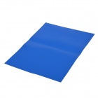 A3 Flexible Magnetic Sheet - Schwarz + Blau