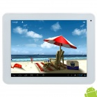 "Nextway F9X 9.7 ""kapazitiver Schirm Android 4.1 Quad Core Tablet PC w / TF / Wi-Fi / Kamera - Silber"