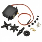 Towerpro MG995 Metal Servo with Gears and Parts - Black