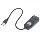 USB 3.0 al adaptador de red 1000Mbps RJ45