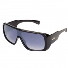 SENLAN 9089 Fashion UV400 Protection Sunglasses - Black