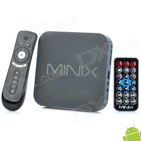 MINIX NEO X5 + Air Mouse Dual-Core Android 4.1.1 Google TV-speler w - Bluetooth - 1GB RAM - 16 GB RO