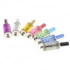 Vivi Flat Mouth Atomizer w/ Scale / Connecting Rod for Electronic Cigarette (7 PCS / 7-Color)
