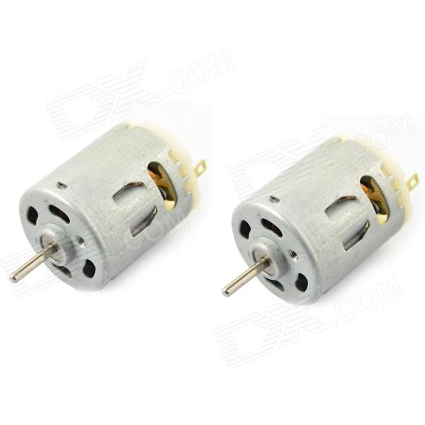 1S365 10500RPM DC Motor - Silver (DC 24V / 2 PCS) new original pneumatic axis cylinder tr10x25s