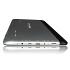 "FREELANDER PD90HD 10.1"" Capacitive Screen Android 4.0 Quad Core Tablet PC w/ Wi-Fi / Camera - Silver"