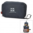NatureHike  Oxford Fabric Travel Camping Leisure Makeup Wash Bag - Midnight Blue