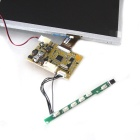 "2-Channel Video Input 7"" TFT LCD Display Monitor Module (NTSC / PAL)"