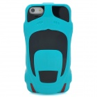 Cool 3D Car Style Protective Plastic Back Case for iPhone 5 - Green