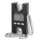 "HS4-200 2.0"" LCD Digital Hanging Scale - Black + Silver (100g~200kg / 2 x AAA)"