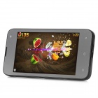 "LOGO Z105 Android 4.1 Dual Core GSM Bar Phone w/ 4.4"" Capacitive Screen, Wi-Fi, Quad-Band - Black"