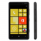 "Nokia 820 Windows Phone 8 WCDMA Bar Phone w/ 4.3"" Capacitive Screen, Wi-Fi and GPS - Black"