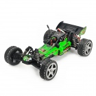 Wltoys L959 2.4GHz 1:12 Scale 2-CH Radio Control Racing Car Buggy Model - Green