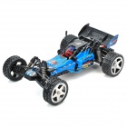 Wltoys L959 2.4GHz 1:12 Scale 2-CH Radio Control Racing Car Buggy Model - Blue