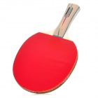 WINMAX 3080 Poplar + Foam + Rubber Sheet Table Tennis Racket - Red + Black