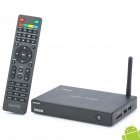 Jesurun M6 Dual-Core Android 4.1.2 Google TV Player w/ 1GB ROM / 4GB RAM / HDMI / SD / Wi-Fi - Black