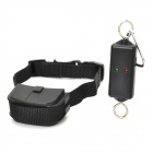 PET899 Intelligent Pet's Dog Training Leash-Walking Anti-Barking Device - Black