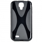 Protective Soft TPU Back Cover Case for Samsung Galaxy S4 / i9500