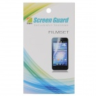 Protective Clear Screen Protector Film Guard for Nokia 610 - Transparent